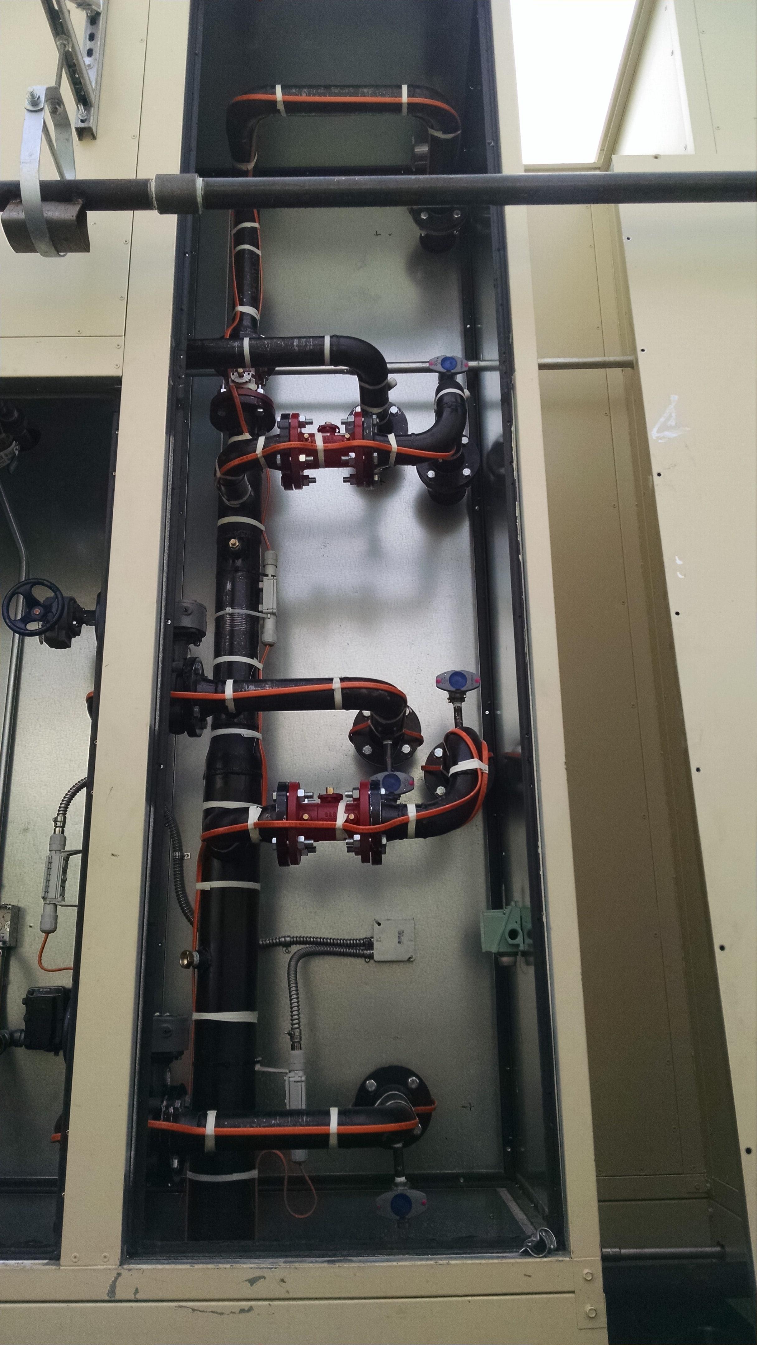 Endoscopy Room Floor Plan: UC Holmes Hospital